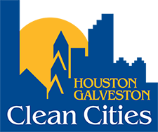 Houston-Galveston Clean Cities Coalition Logo